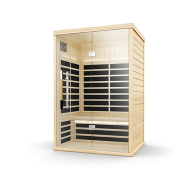 Image 1 for S820 2-Person Infrared Sauna at The Sundance Spa Stores