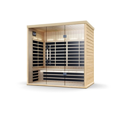 Image 1 for S830 3-Person Infrared Sauna at The Sundance Spa Stores